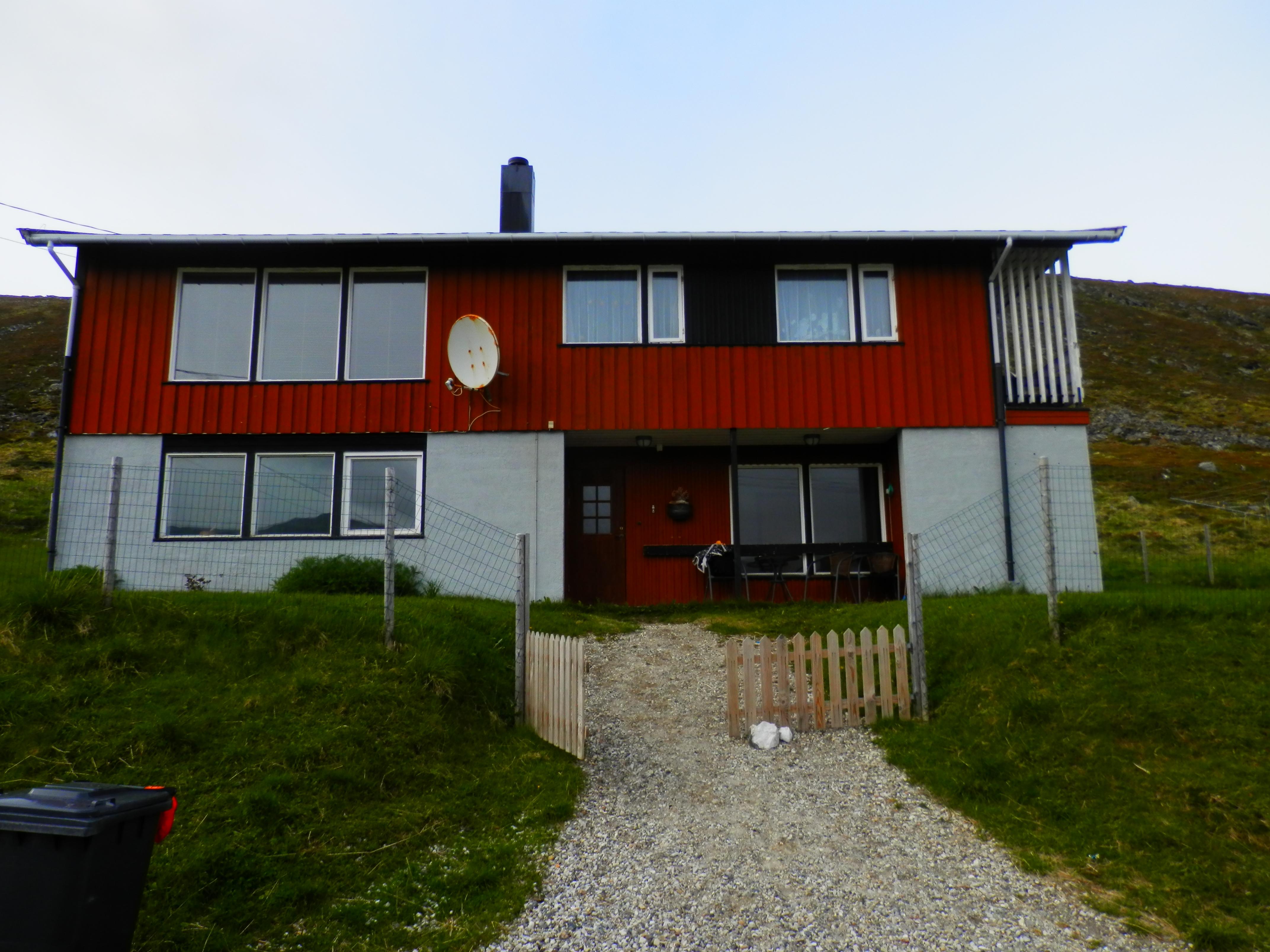 Zu verkaufen haus skarsvag finnmark norwegen for Norwegen haus