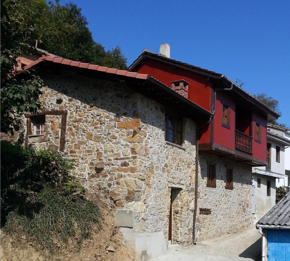 Venta casa de campo laviana asturias espana calle las palomas n 1 - Casa de asturias madrid ...