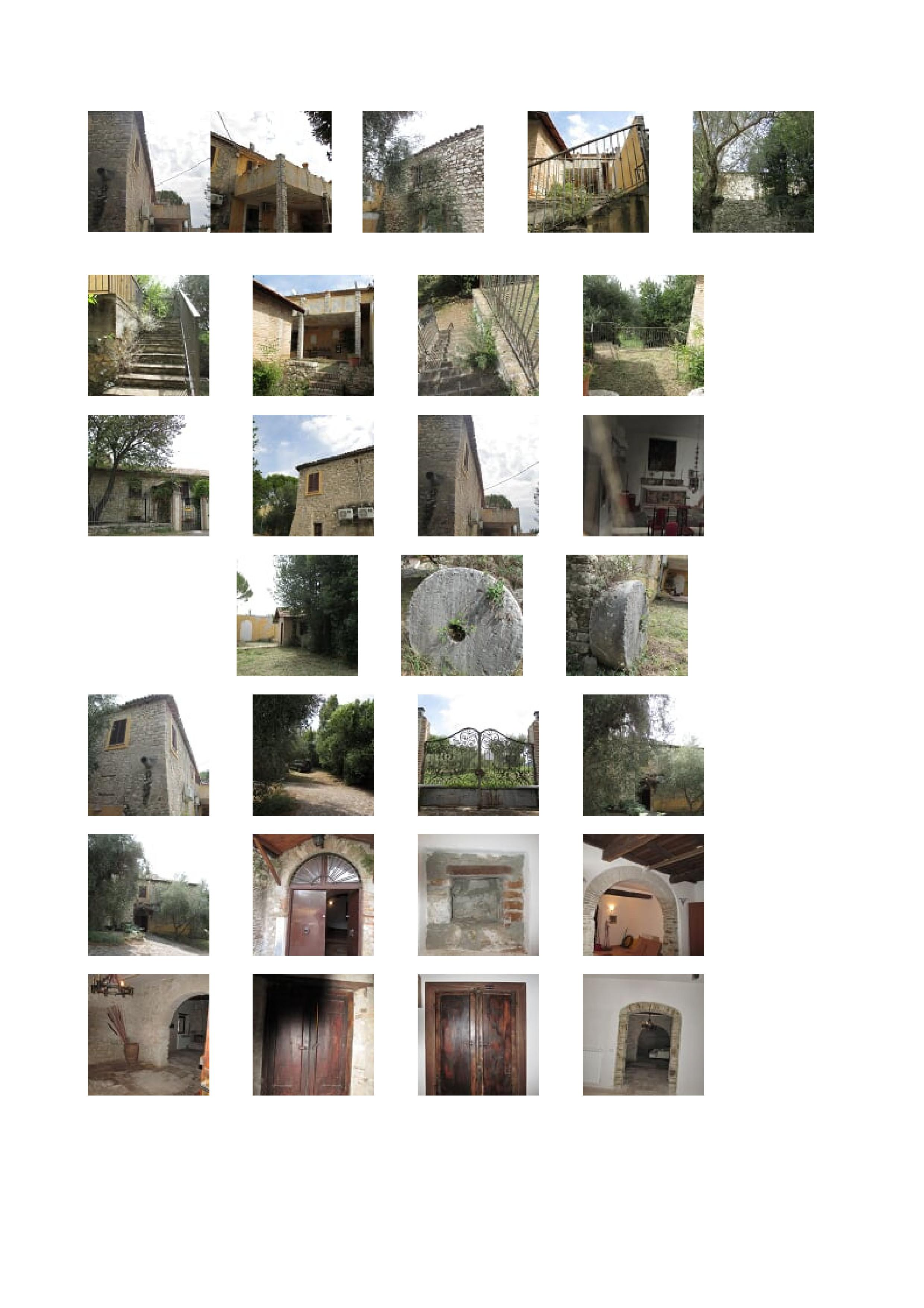 Vente maison de campagne fara in sabina rieti italie - Maison provinciale rustique campagne svetti ...