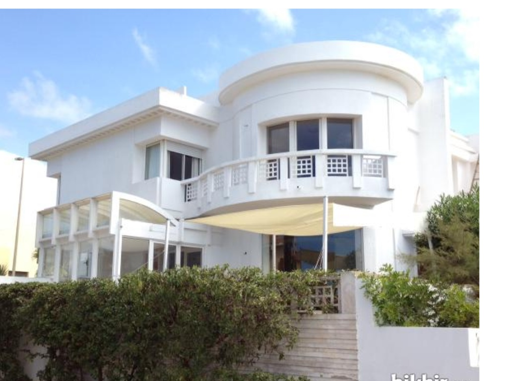 For sale villa casablanca casablanca morocco mohammedia monica plage for Construction villa casablanca
