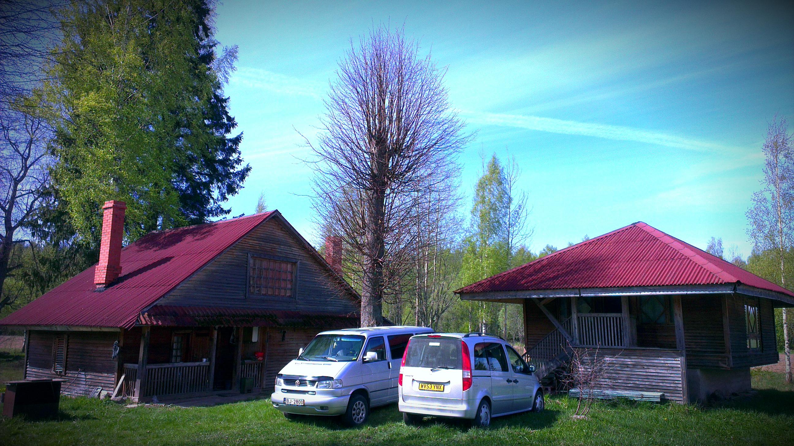 Vente terrain agricole salacgriva limba i lettonie for Agrandissement maison terrain agricole