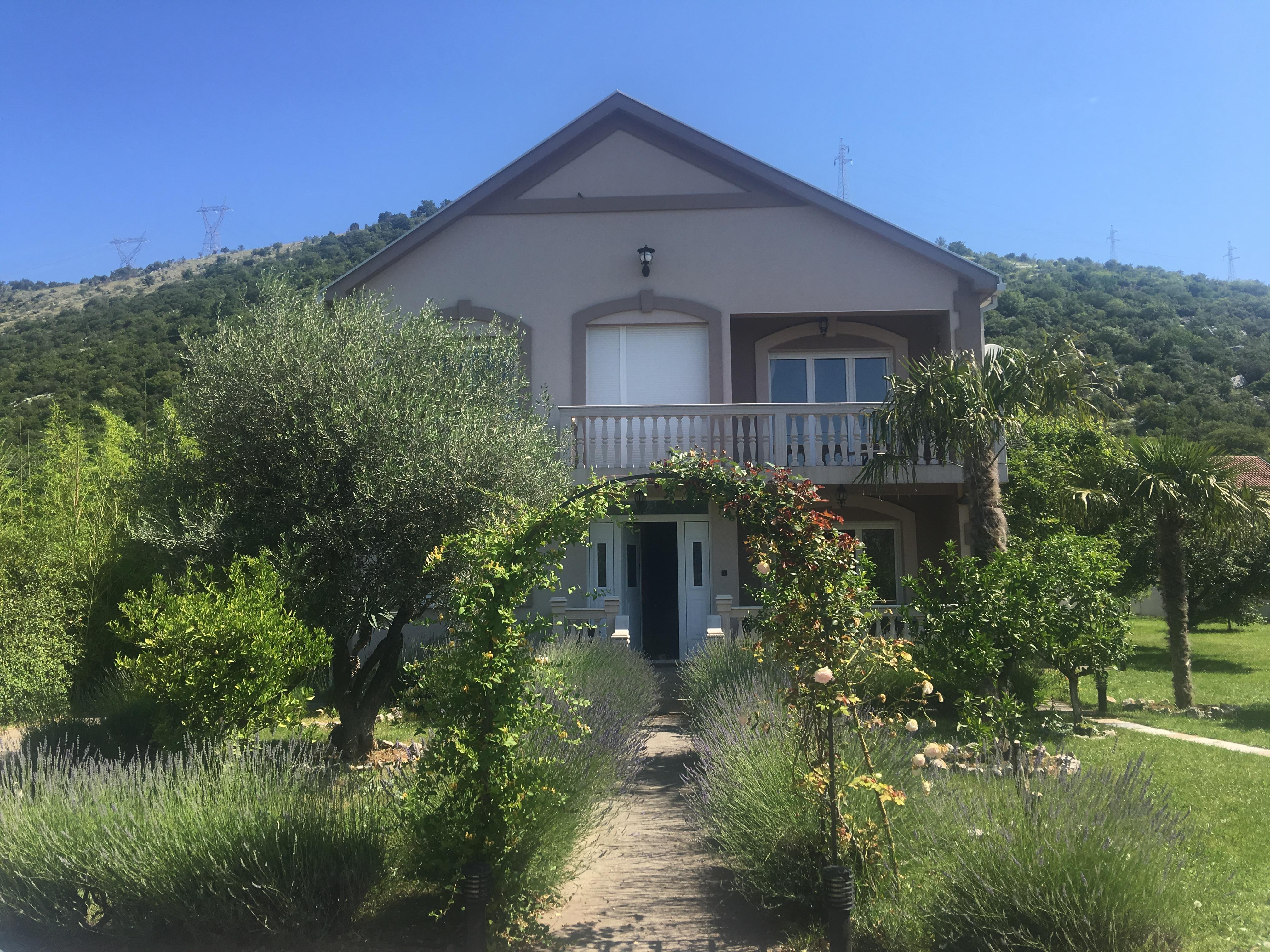 Vente maison ind pendante podgorica podgorica montenegro partizanski put - Maison independante energetiquement ...