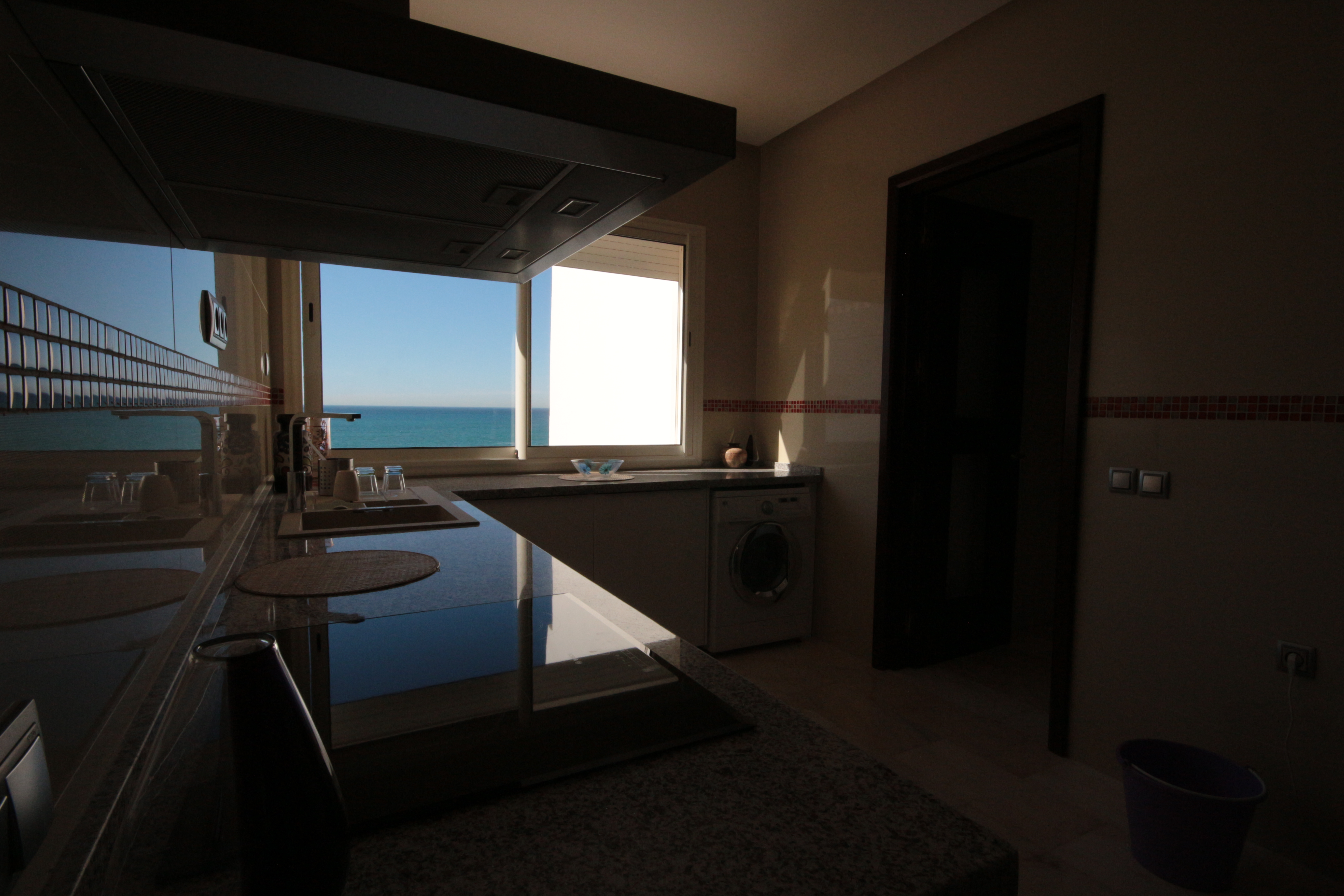 Verkoop 2 slaapkamers tanger tangeri marokko avenue du front de mer gandori complex - Slaapkamer marokko ...