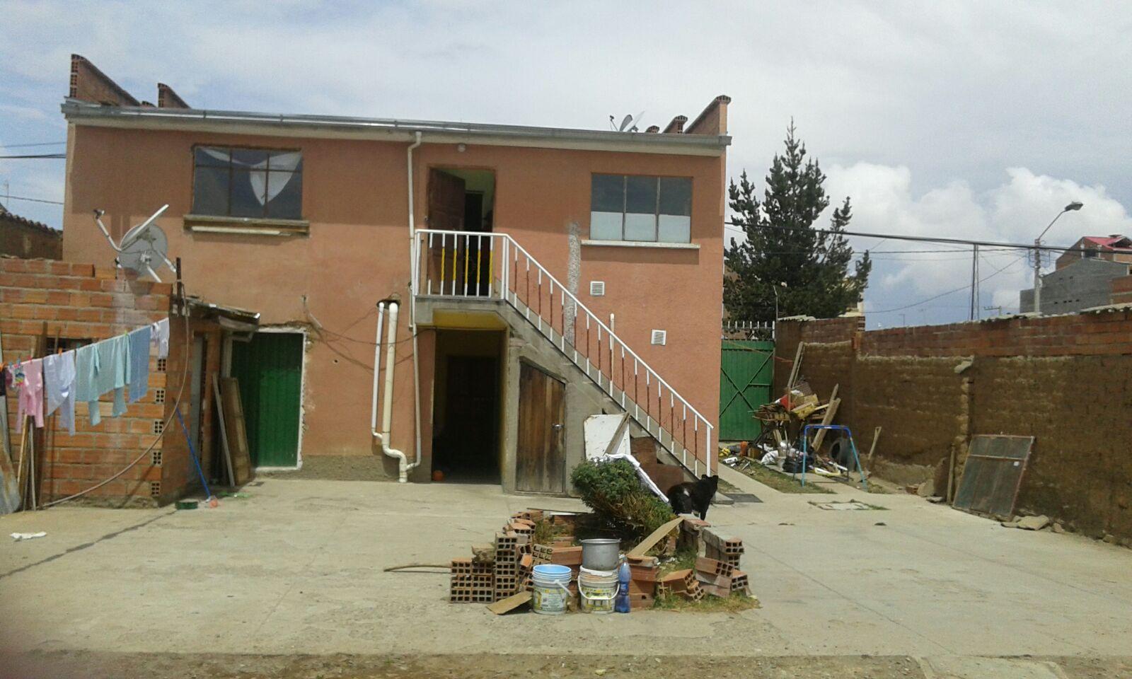 Venta casa la paz la paz bolivia villa adela bolivia for Casas minimalistas la paz bolivia