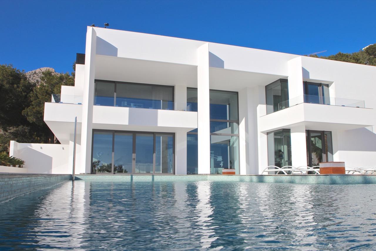 Venta casa altea alicante espana altea hills urbanizacion - Casas alquiler altea ...