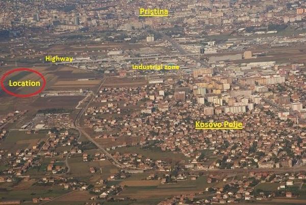For sale Farmland Mitrovica Kosovska Mitrovica Serbia Kosovo