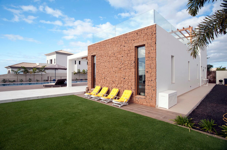 Venda casa de campo arona islas canarias espanha for Casa minimalista tenerife