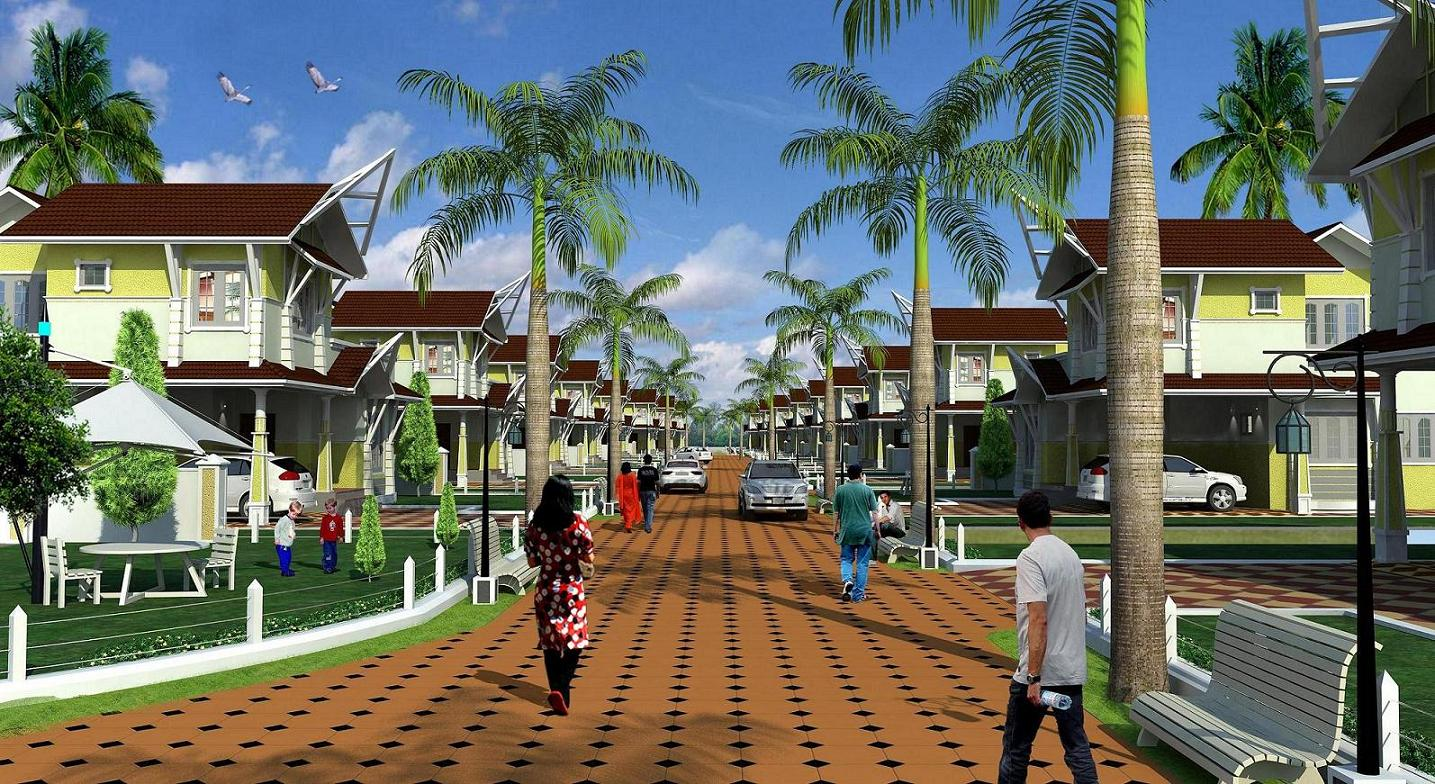 For Sale Villa Cochin Manipur India 1st Floor Appasserry Buildings N H Byepass Intuc