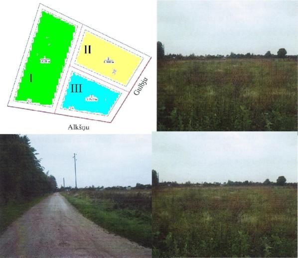 Vente terrain agricole ventspils ventspils lettonie for Construire une maison sur un terrain agricole