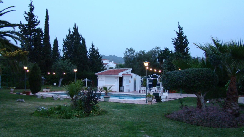Vente villa malaga m laga espagne retama 23 espagne for Villa malaga piscine