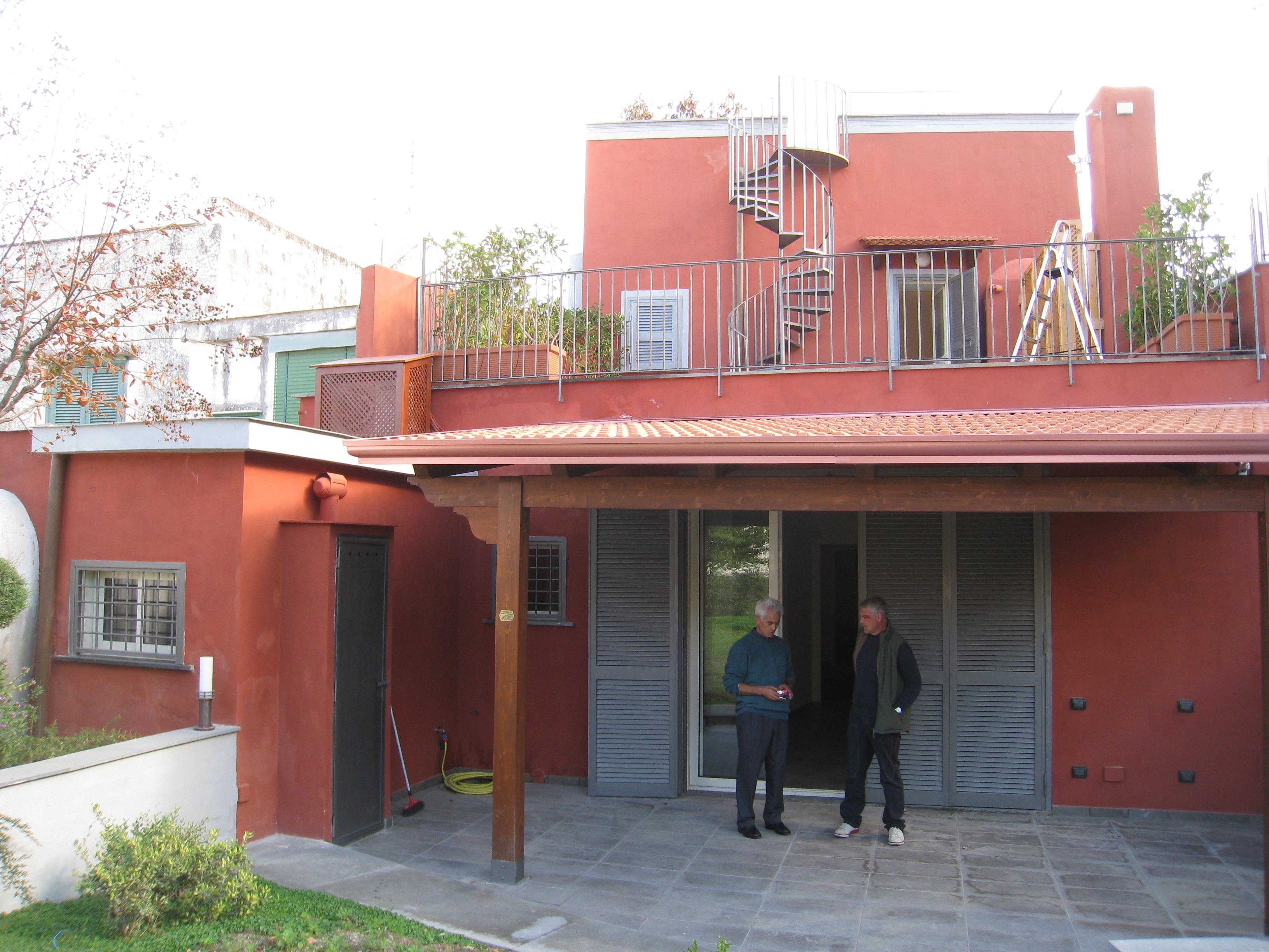 Vendita villa forio d 39 ischia napoli italia via san for Appartamenti arredati napoli