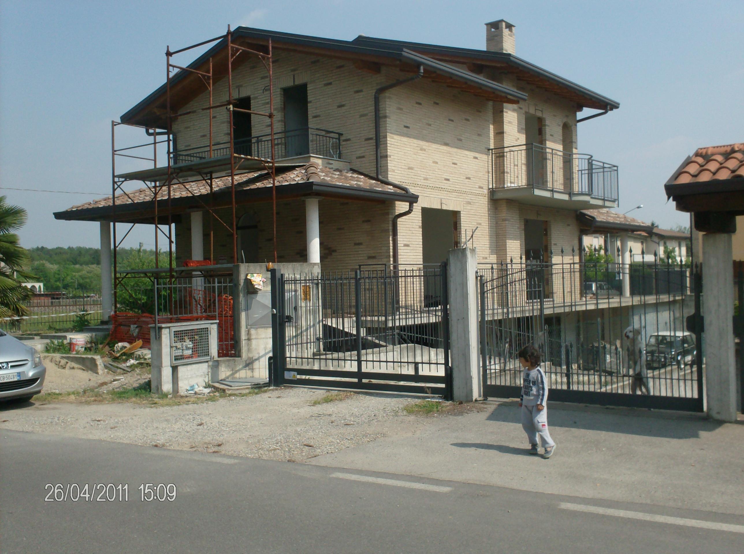 Origine Du Nom De Villa Italie