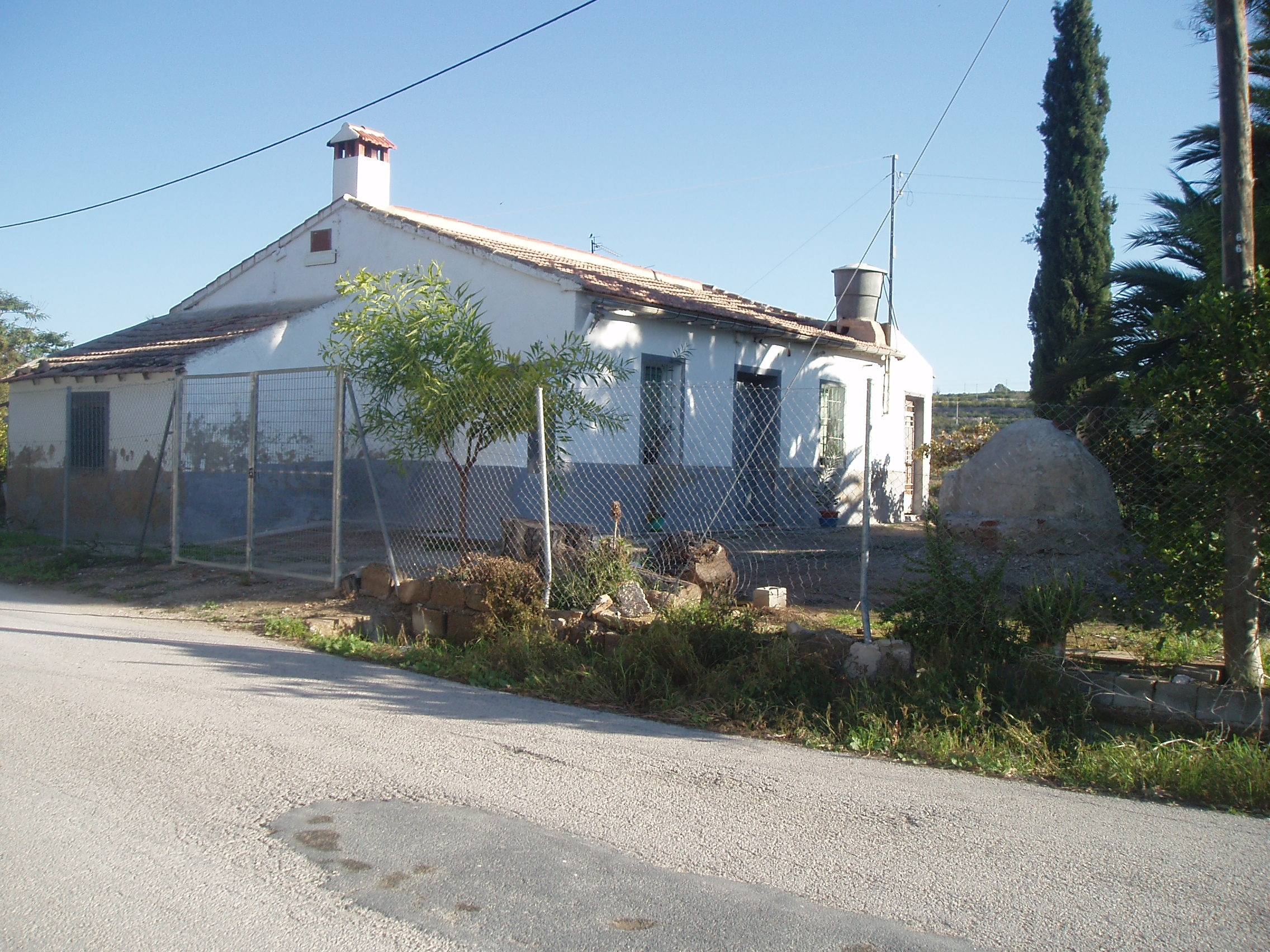 Venda casa de campo alicante alicante espanha la matanza - Casas de campo en alicante ...