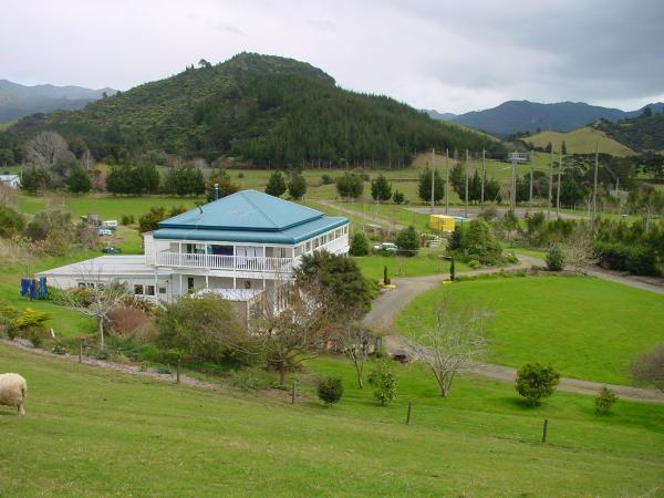 Vente maison de campagne whitianga coromandel nouvelle - La villa rahimona en nouvelle zelande ...