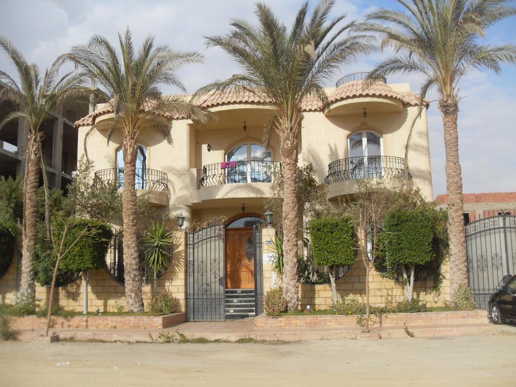 Vente villa tagamoa al awel cairo gypte tagamoa al for Islamic home designs