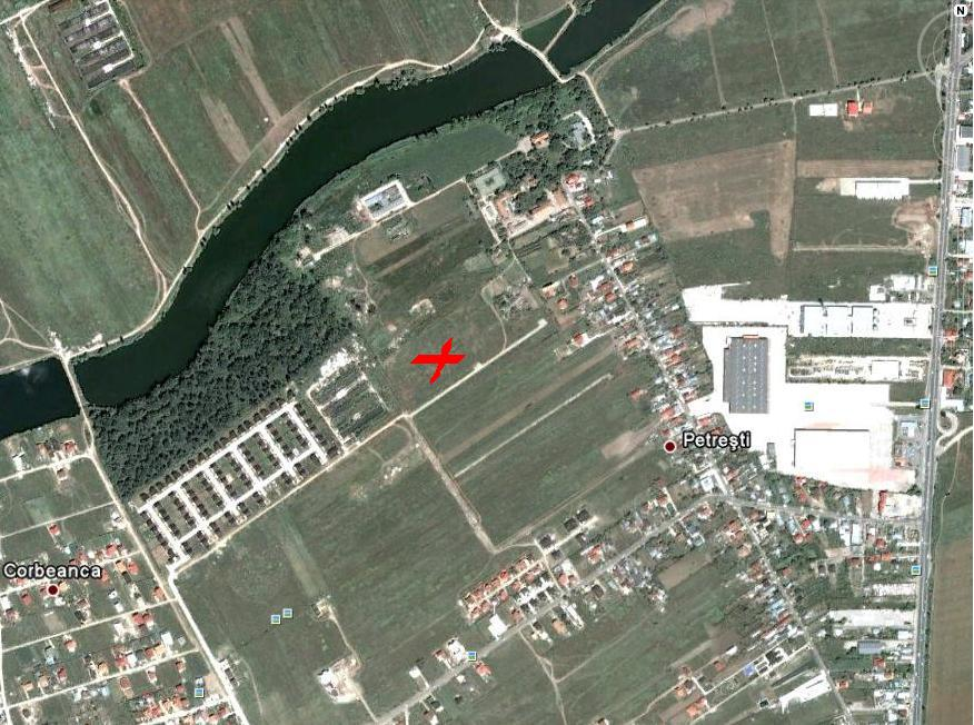 Vendita terreno agricolo corbeanca ilfov romania - Agenzie immobiliari bucarest ...