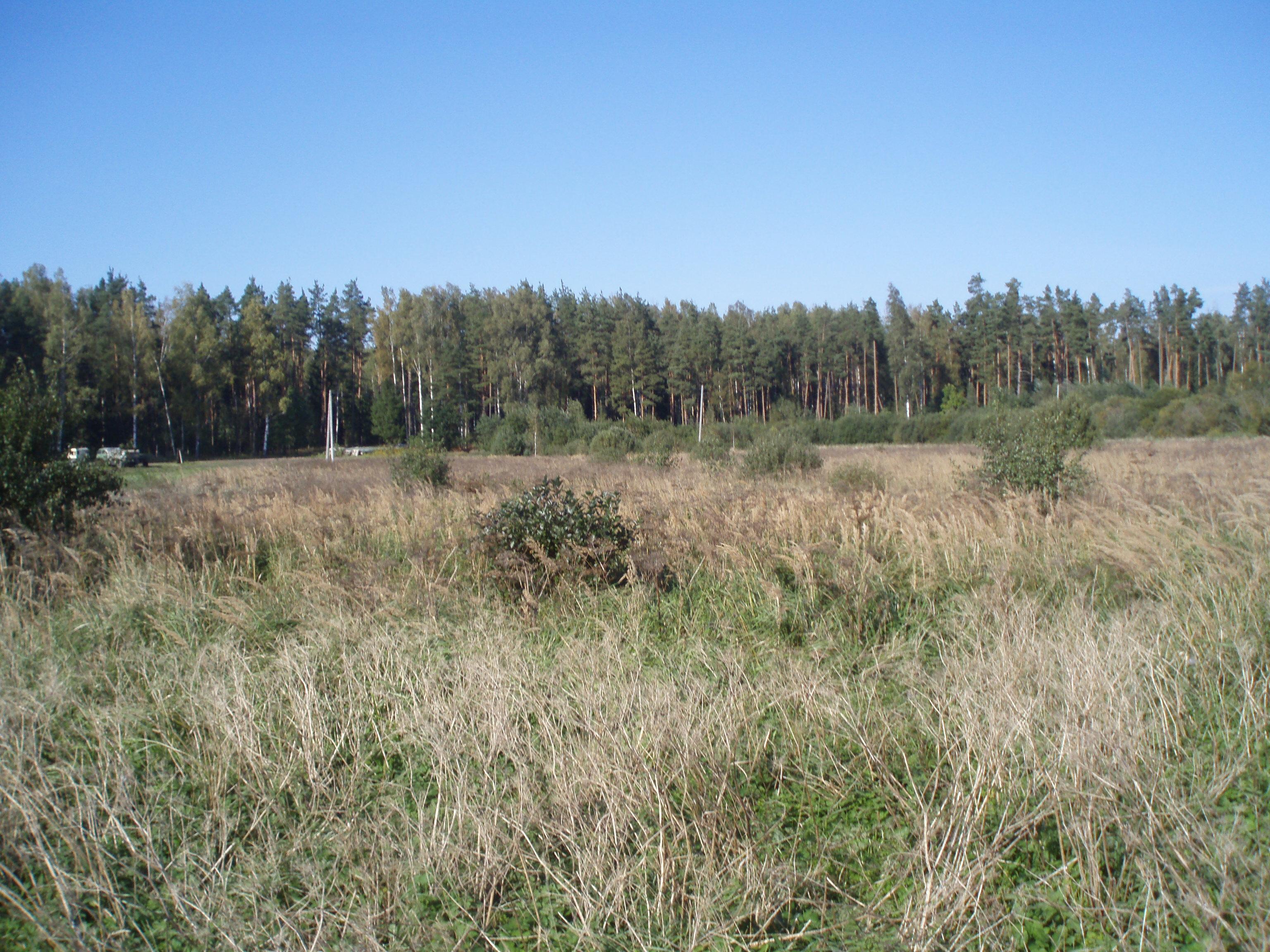 Vente terrain agricole katrinmuiza dobele district lettonie a7 for Construction terrain agricole
