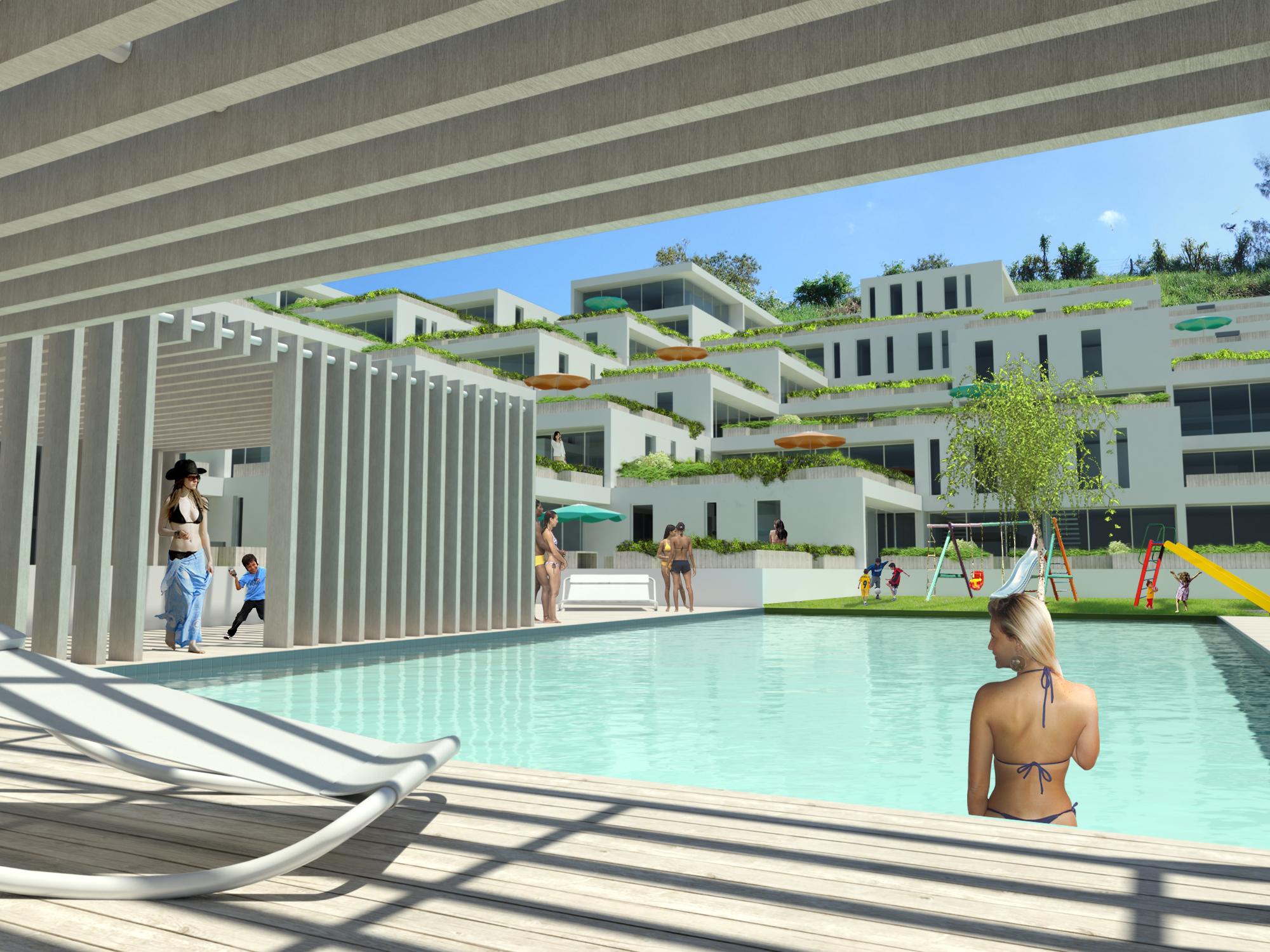 Vente terrain constructible anchieta esp rito santo for Construction piscine zone non constructible
