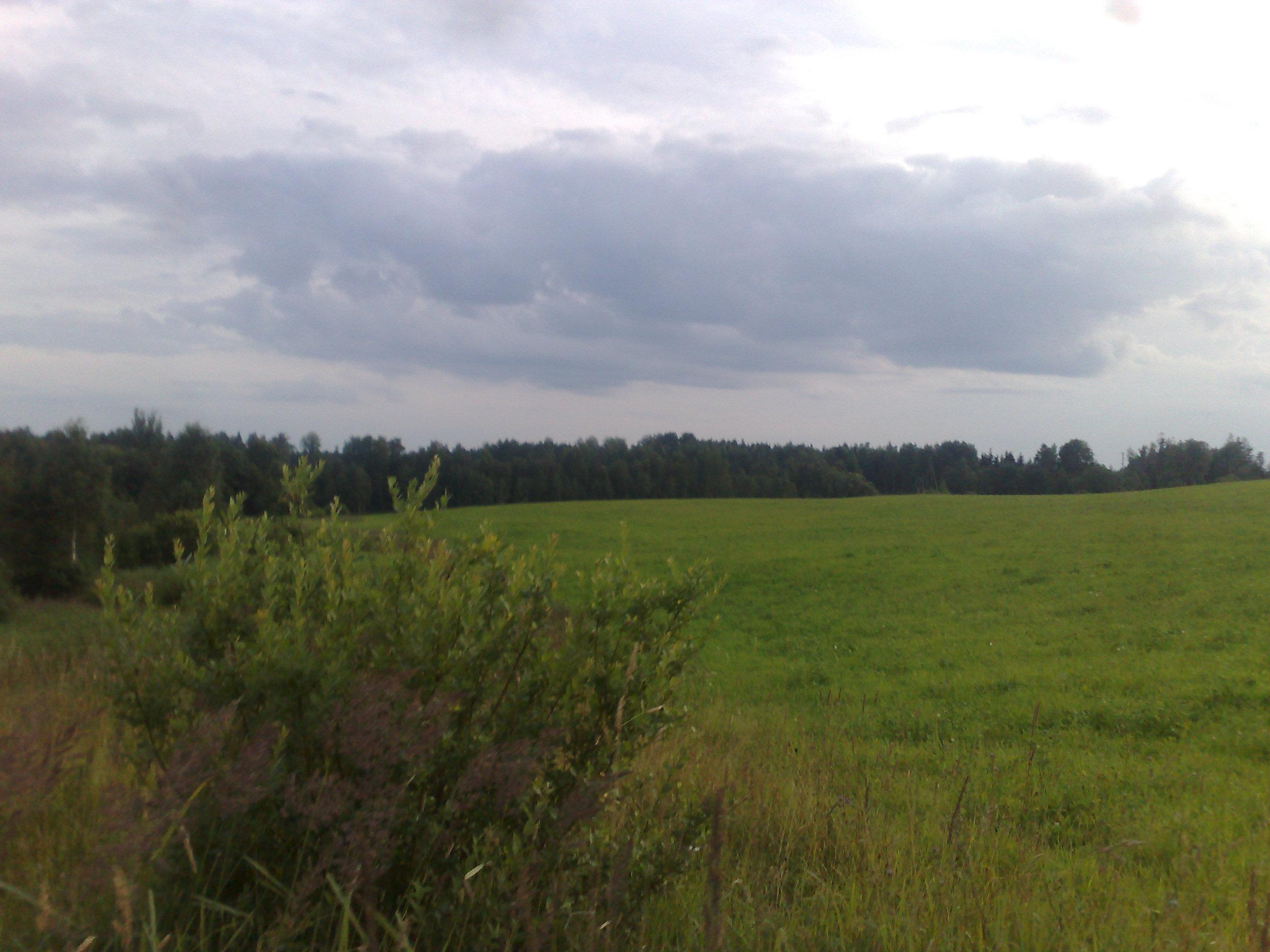 Vente terrain agricole vecpiebalga c sis lettonie for Agrandissement maison terrain agricole