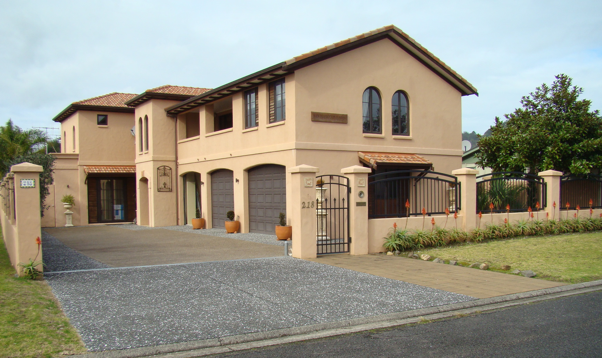 Vente maison de campagne whangamata coromandel nouvelle - La villa rahimona en nouvelle zelande ...