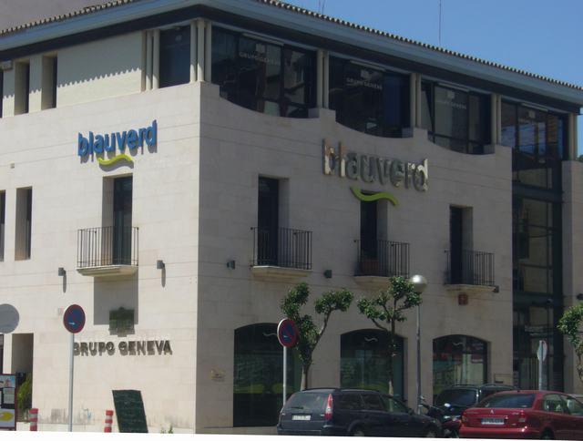 Venta oficina d nia alicante espana plaza jorge juan for Oficina empleo alicante
