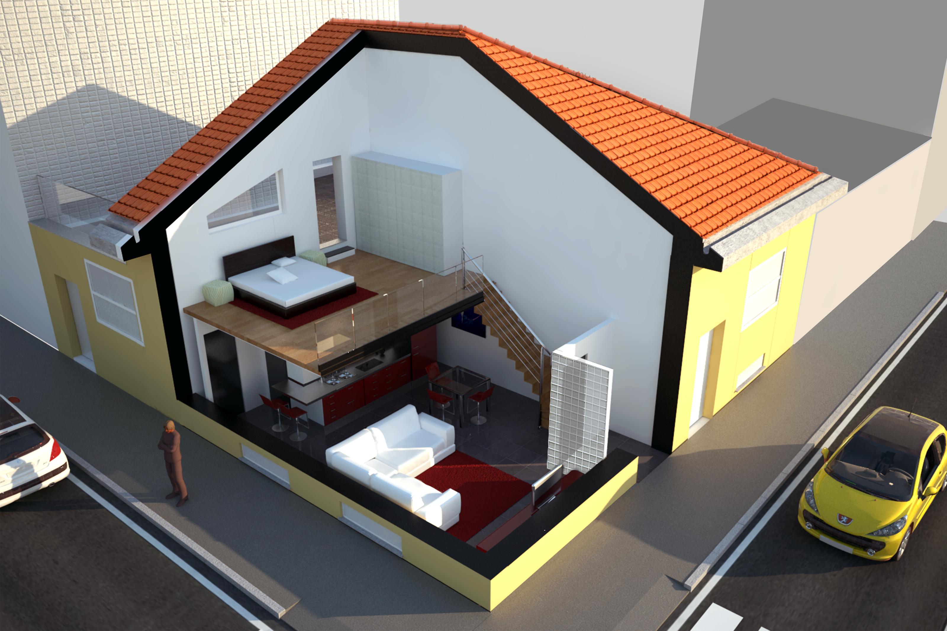 Vendita loft open space torino torino italia via luca for Loft open space torino