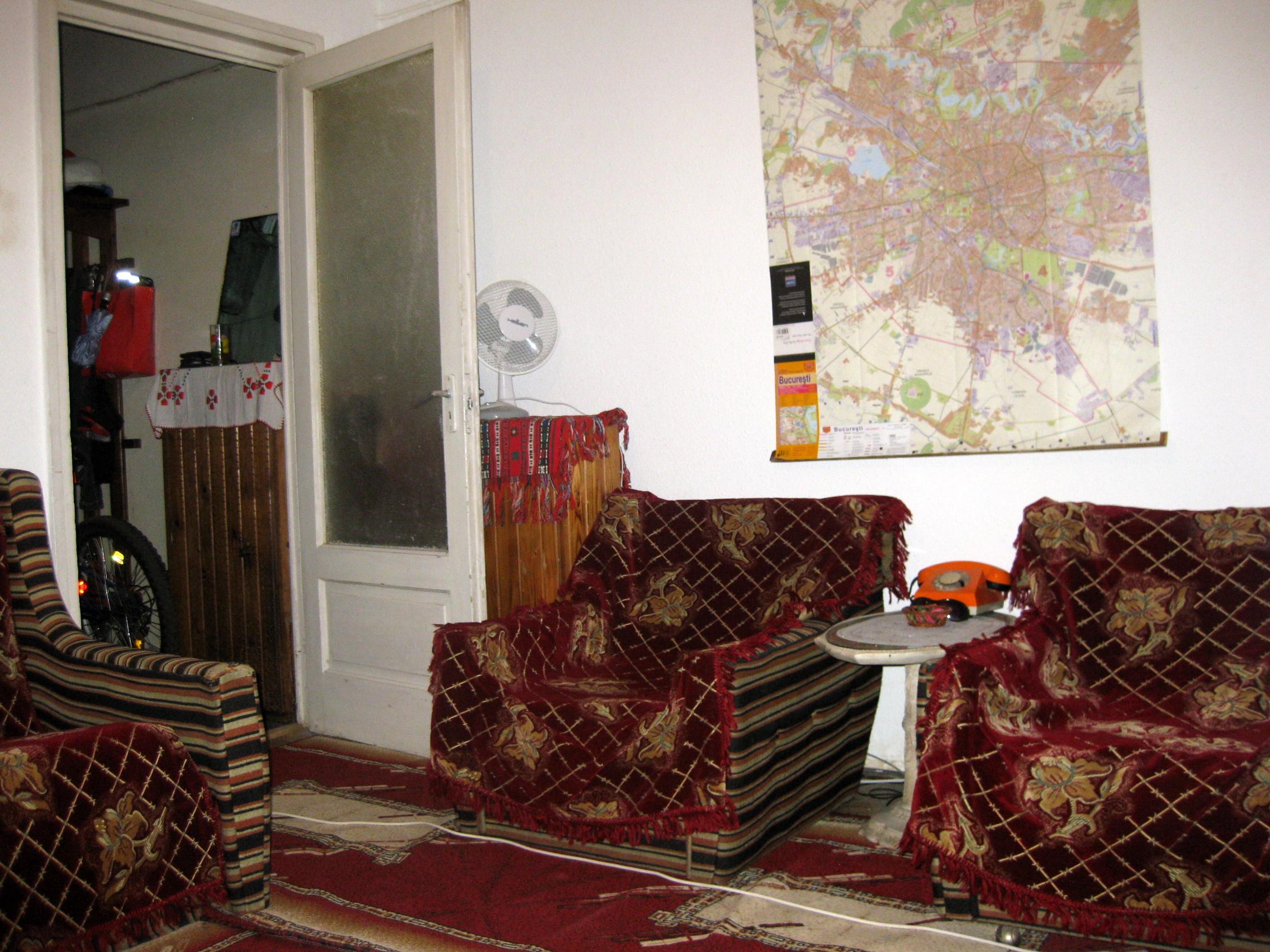 Verkoop 2 slaapkamers bucuresti bucharest roemenie bdl dinicu golescu 39 bl 5 sc 1 parter - Slaapkamer klein gebied ...