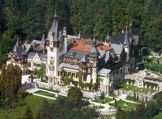 תוצאת תמונה עבור قصر Peles، رومانيا