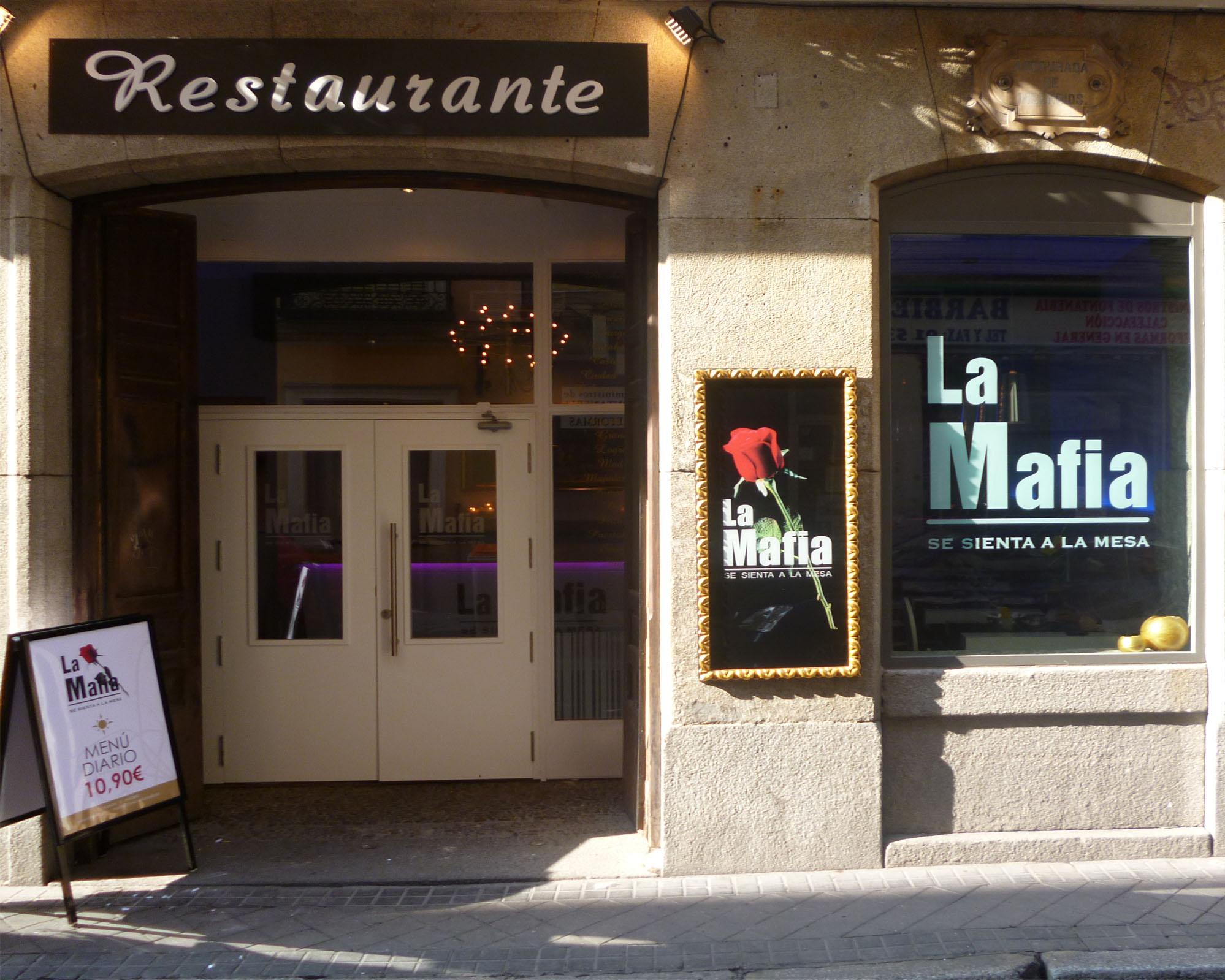 Venda bar restaurante discoteca barrio de chueca madrid for Restaurante calle prado 15 madrid