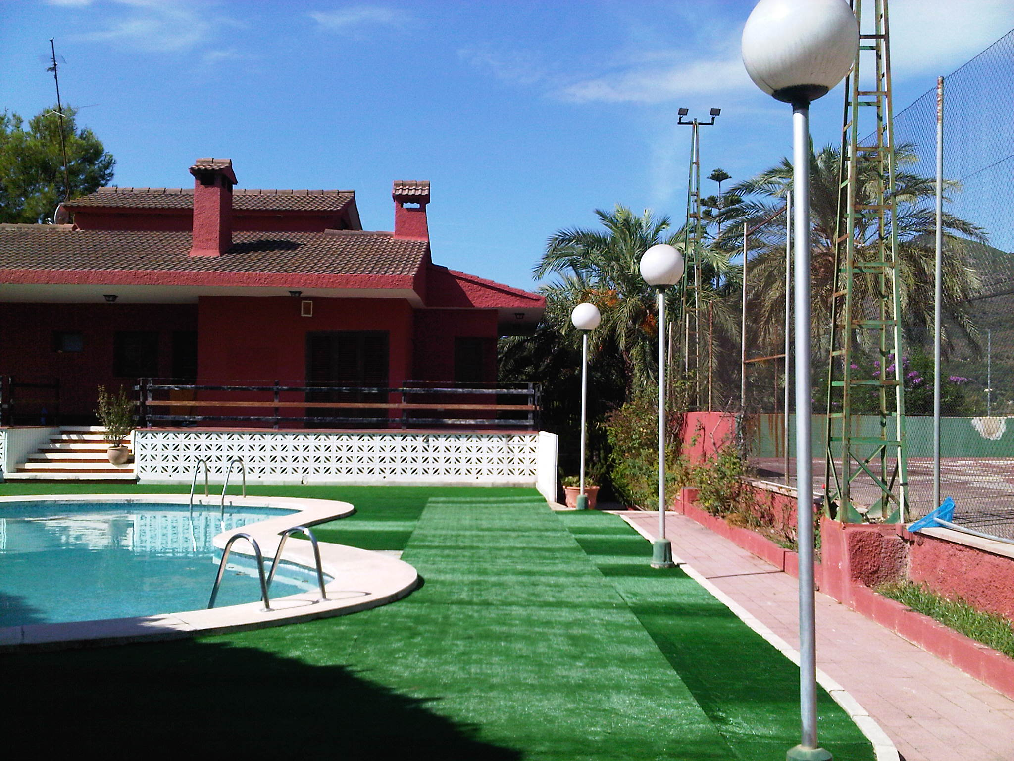 Venda casa de campo albalat dels tarongers valencia espanha les panses - Casa de campo valencia ...