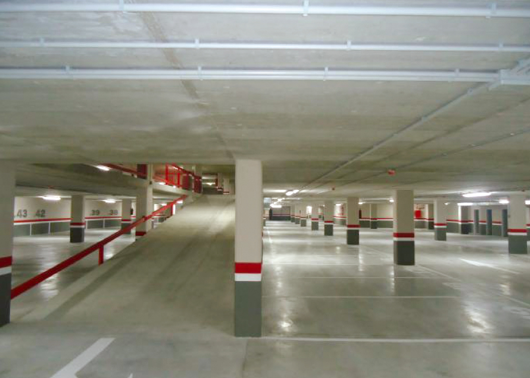 Vente garage parking valencia valencia espagne c for Vente garage parking angers