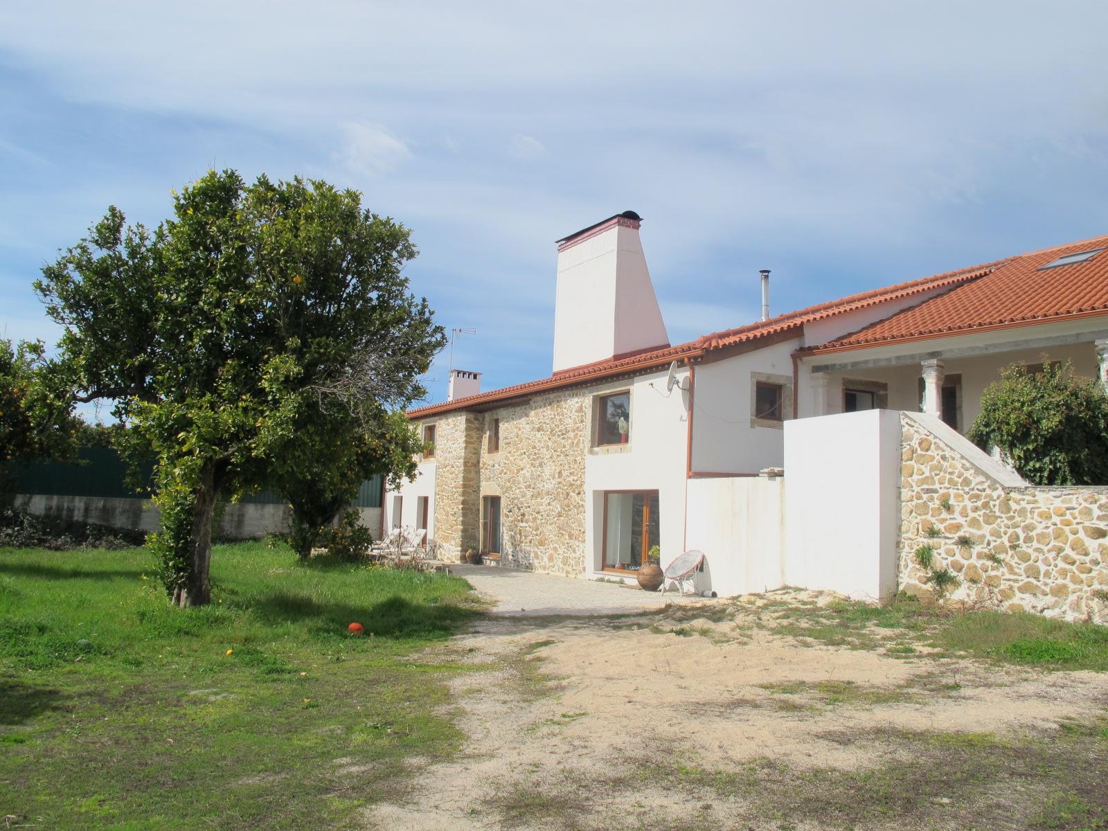 Vente maison de campagne pedr g o grande leiria for Acheter une maison au portugal particulier