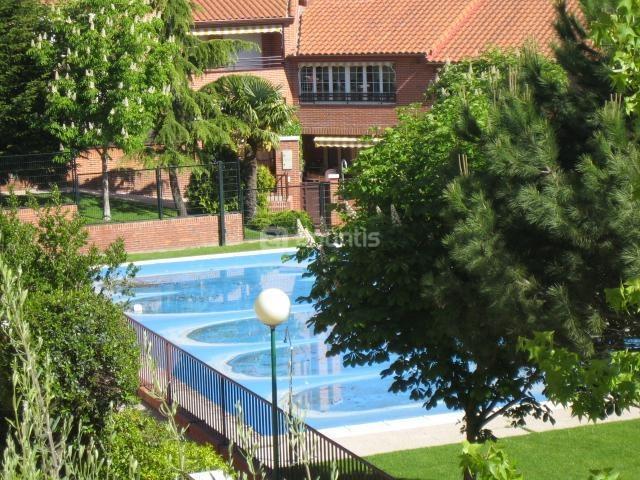 Vente villa colmenar viejo madrid espagne urbanizaci n for Piscina santa teresa colmenar viejo
