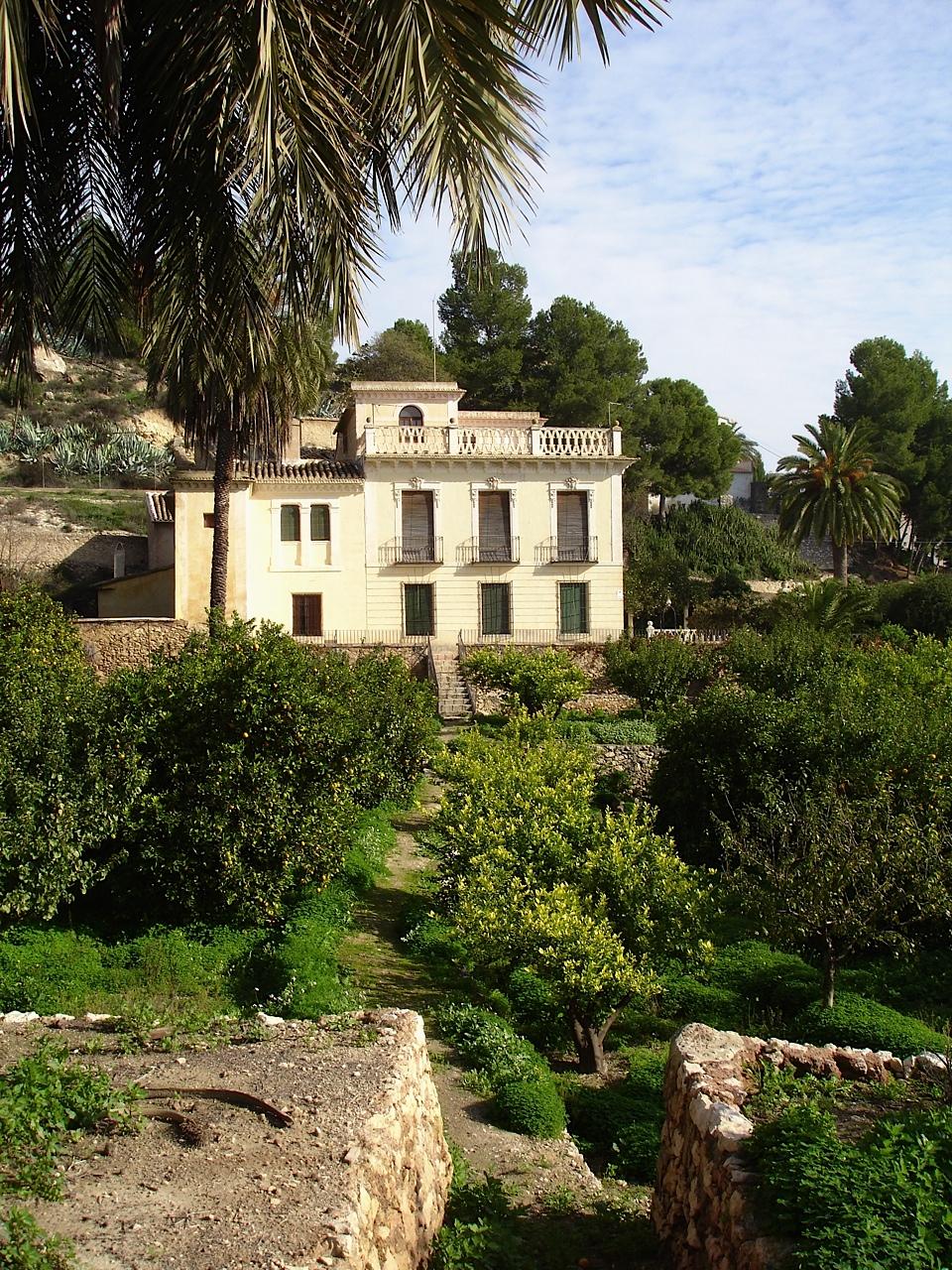Venta casa rural mula murcia espana carretera del - Casas sostenibles espana ...