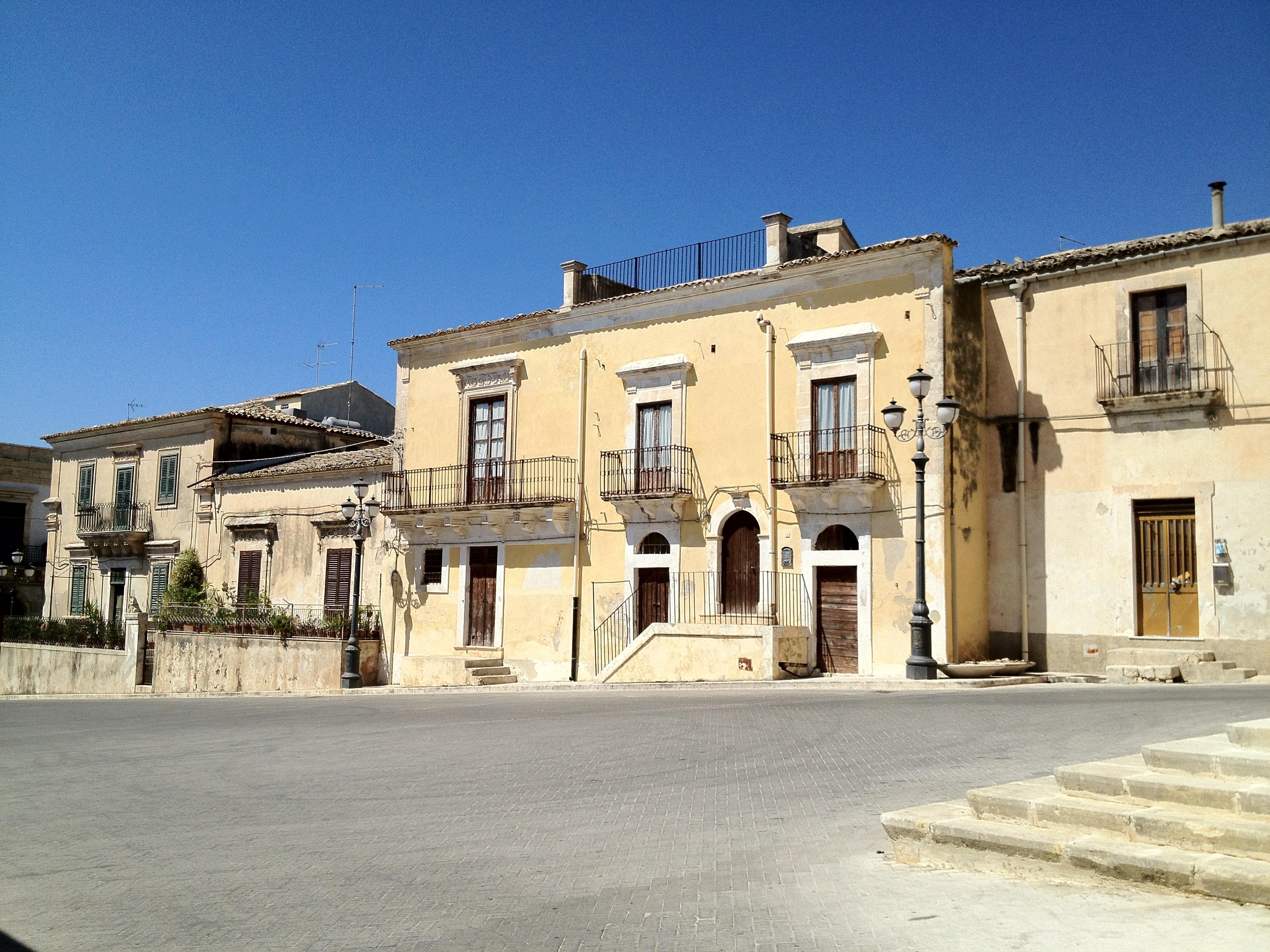 Ispica Italy  City new picture : ... , Ispica, Ragusa, Italy, Piazza s. Antonio | italy.realigro.com