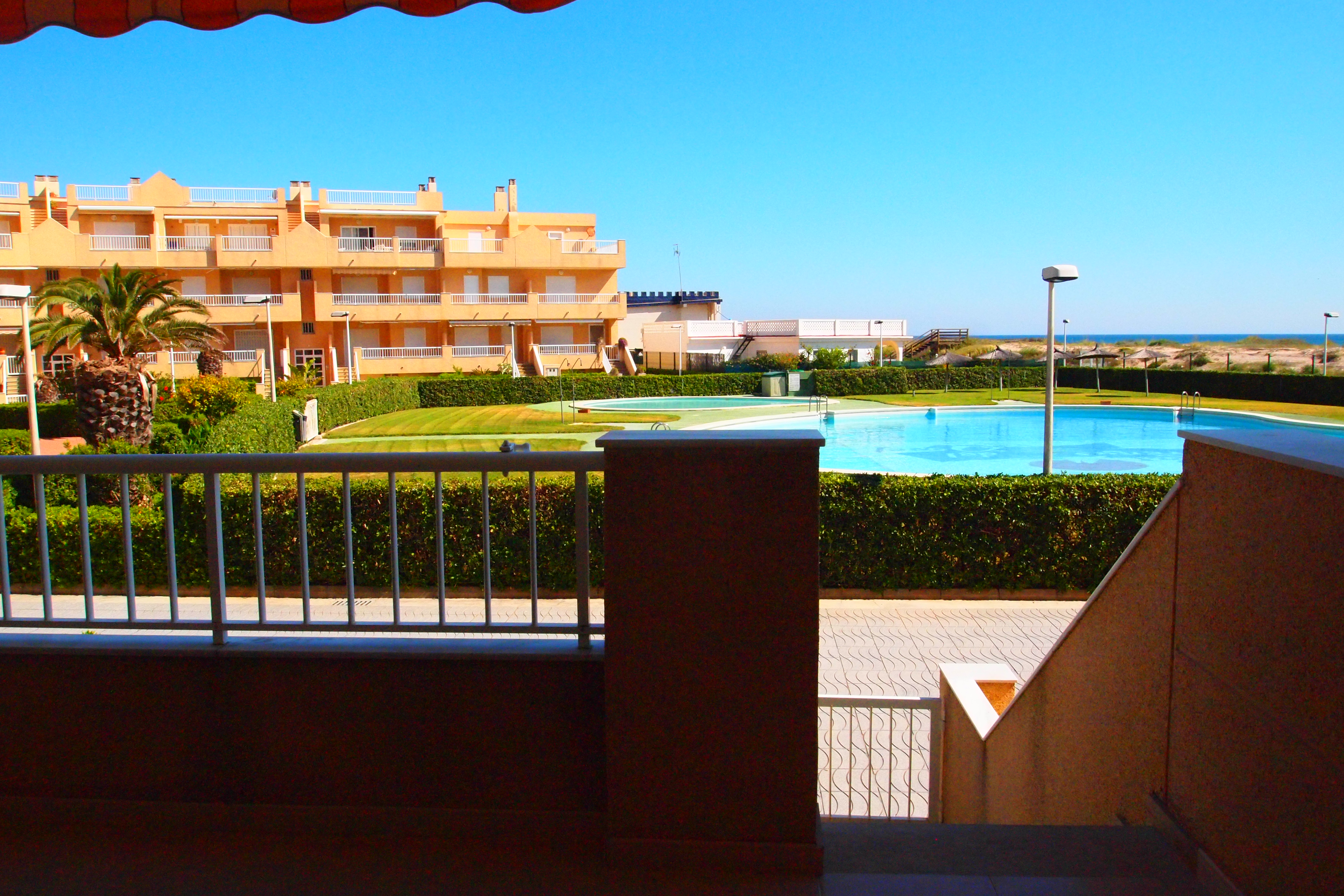 Venta 3 habitaciones cullera valencia espana arenas del dosel - Venta apartamentos playa cullera ...