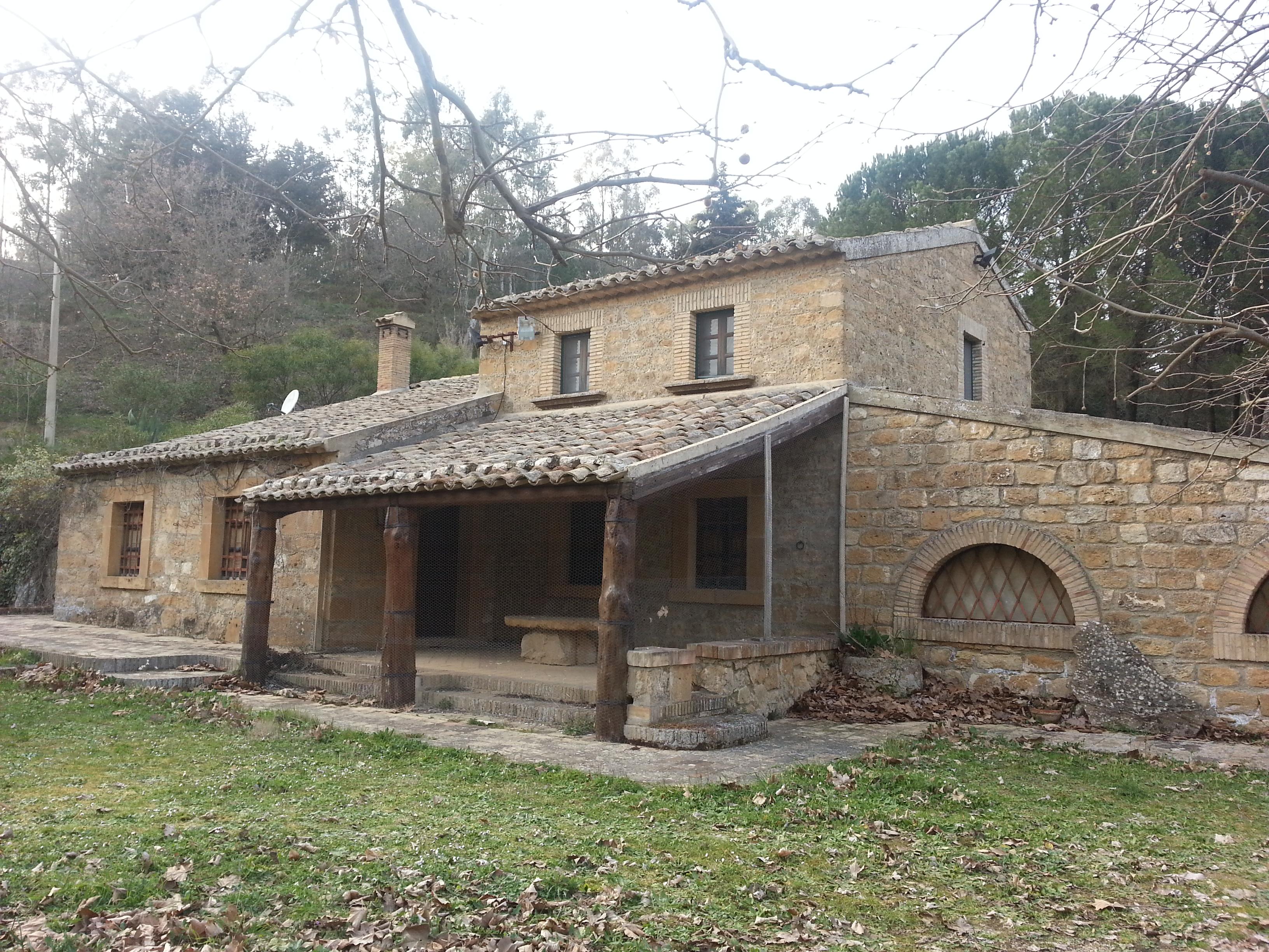 Venta Casa solariega, Enna, Enna, Italia, strada statale ...