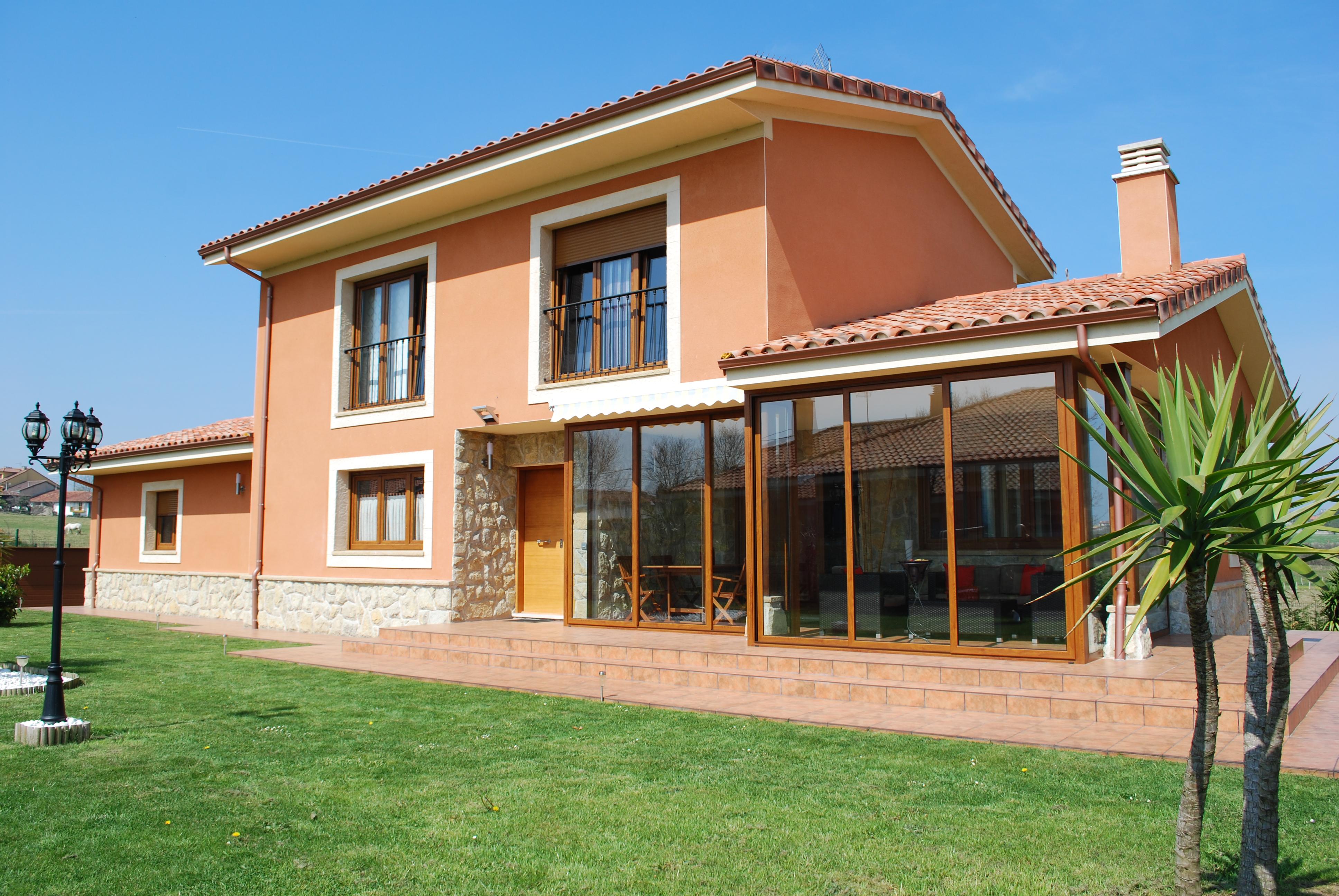 Venda casa de campo siero asturias espanha urbanizacion jardines de anes n2 2 espanha - Casa de campo asturias ...