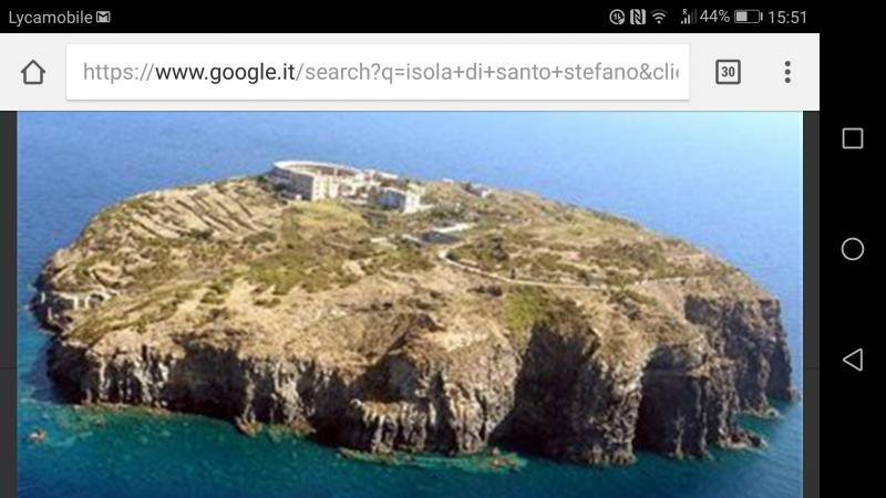 For sale Island, Ventotene, Latina, Italy, Isola di Santo ...