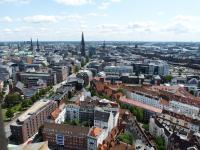 Hamburg: die Immobilienpreise steigen.